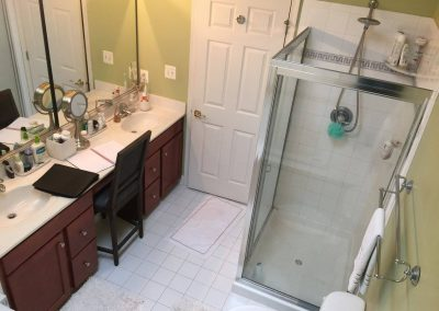Bathroom Project - Before