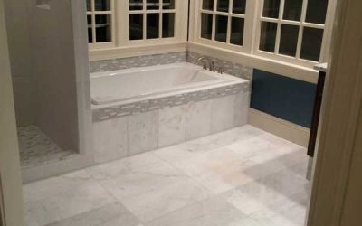 Bathroom Remodeling Project 10