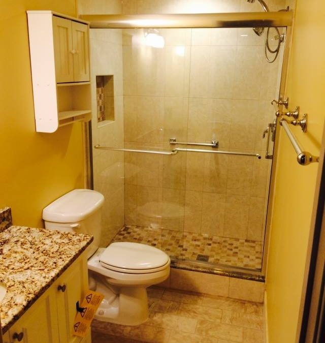 Bathroom Remodeling Project 12