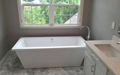 Bathroom Remodeling Project 1