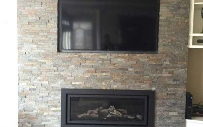 Fireplace Remodeling Project 1