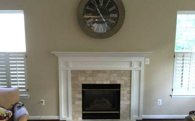 Fireplace Remodeling Project 2