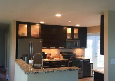 Luxury kitchen remodeling