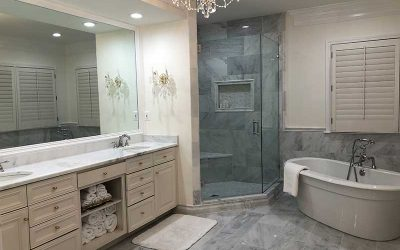 Luxurious Master Bathroom Renovation